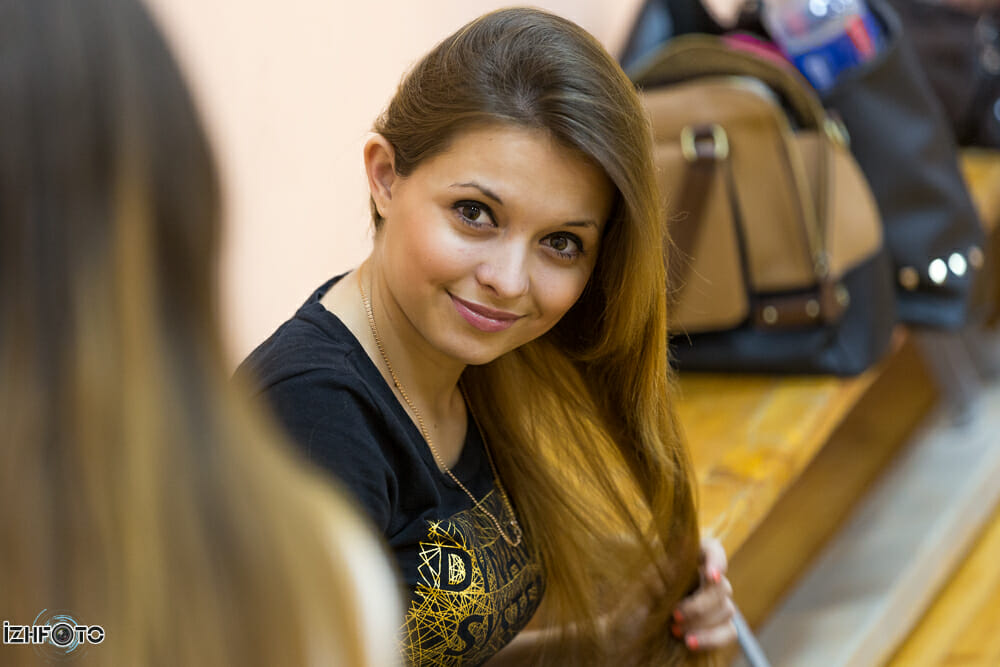 Фото с мастер-класса Сони Некс в Ижевске