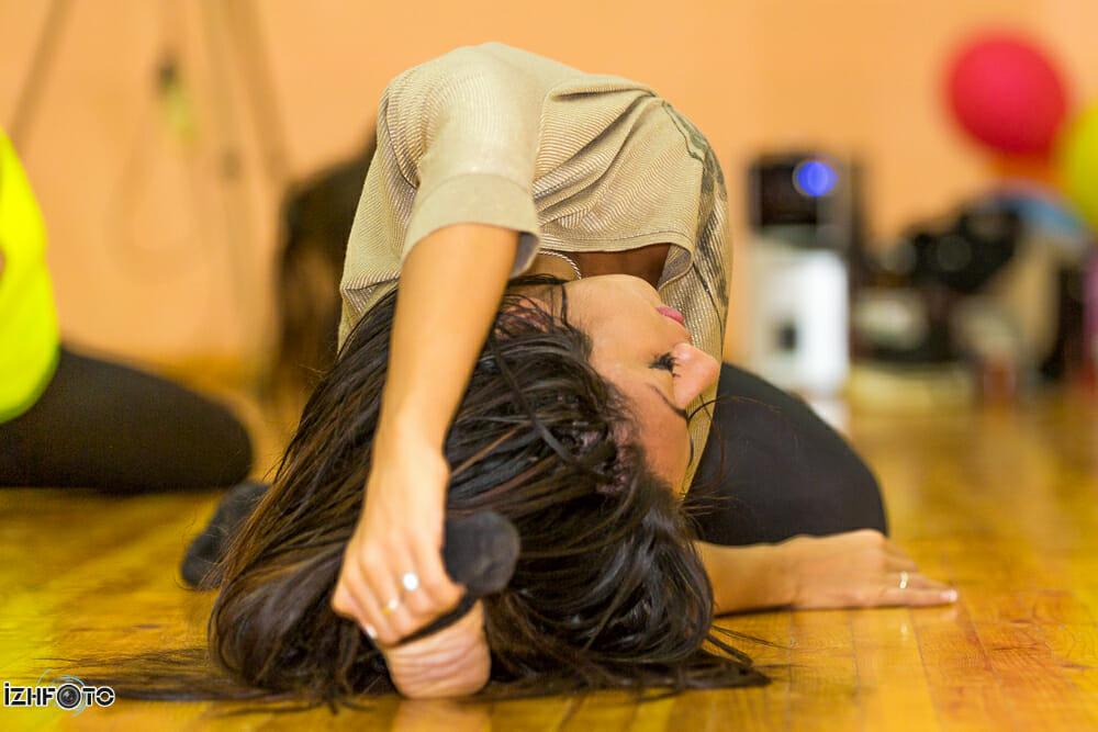 Соня Некс: мастер-класс в Ижевске