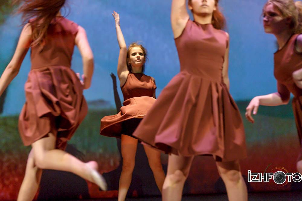 Танцевальный коллектив Спектр Ижевск