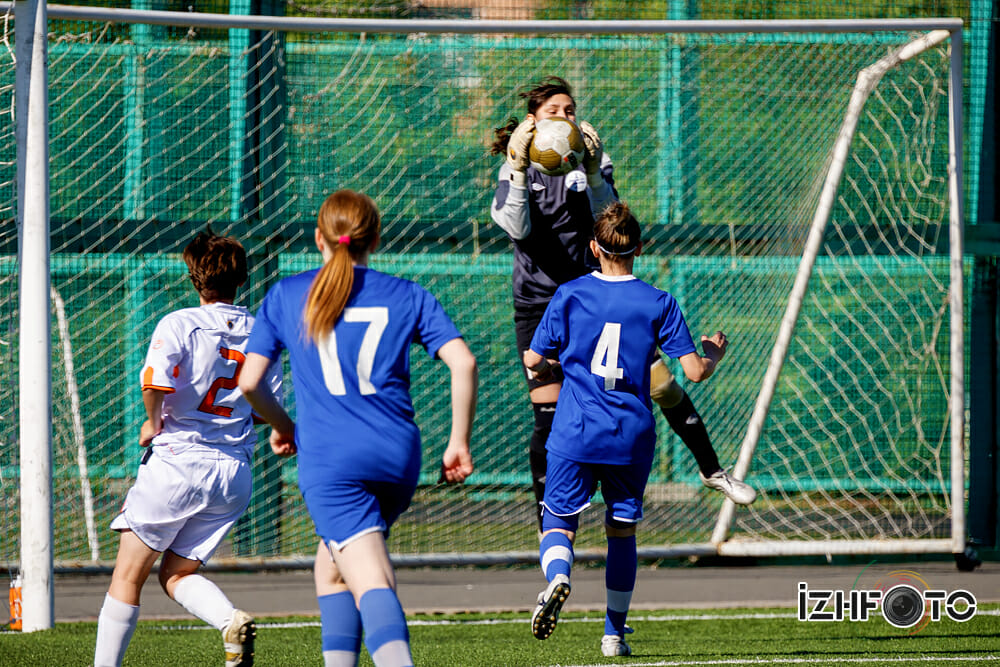 Женский футбол Ижевск