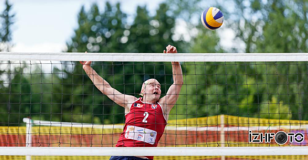 Пляжный волейбол Ижевск