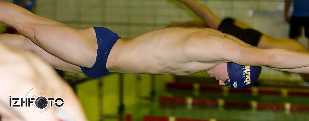 Плавание в Ижевске Фото