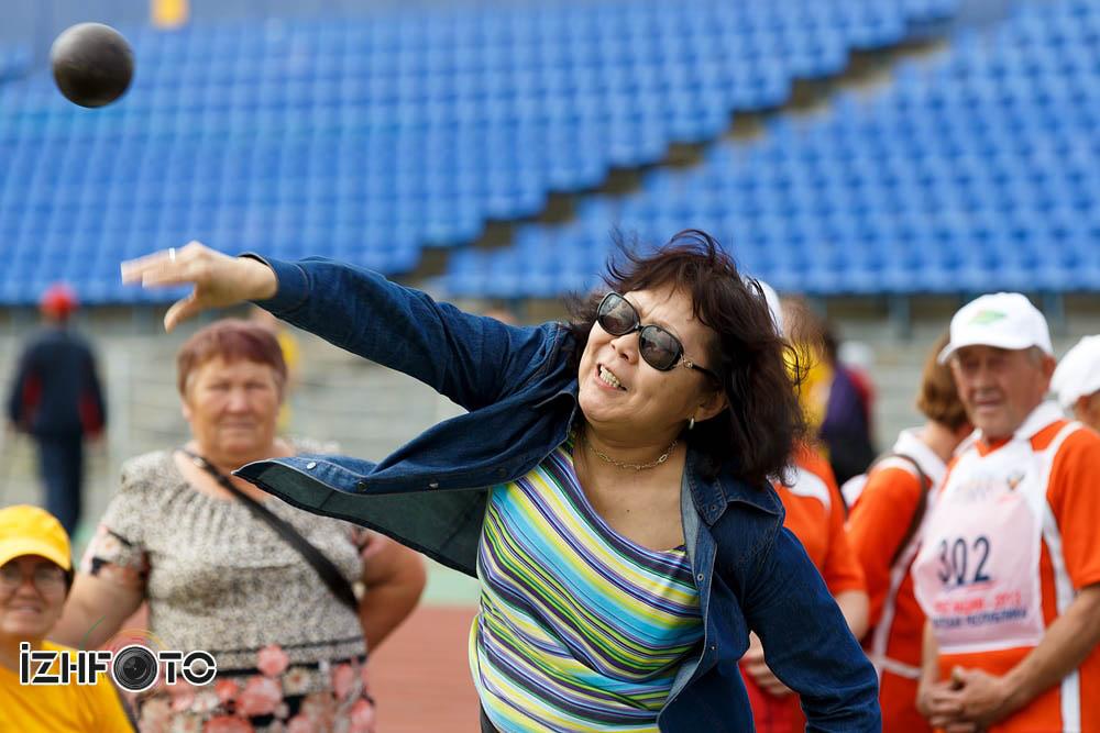 Спорт особенных людей