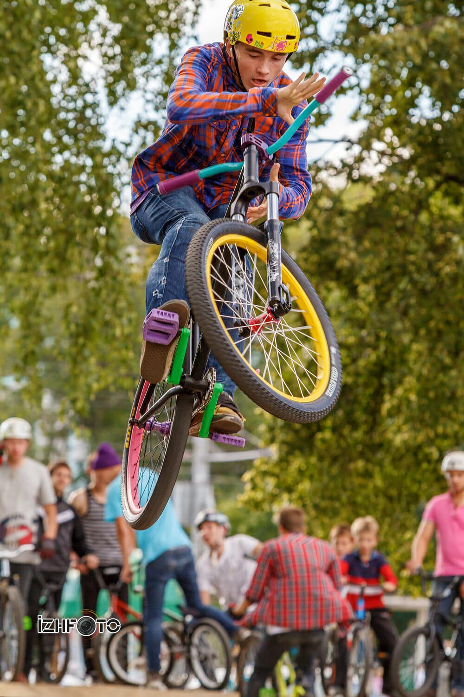 Велоспорт Ижевск Фото
