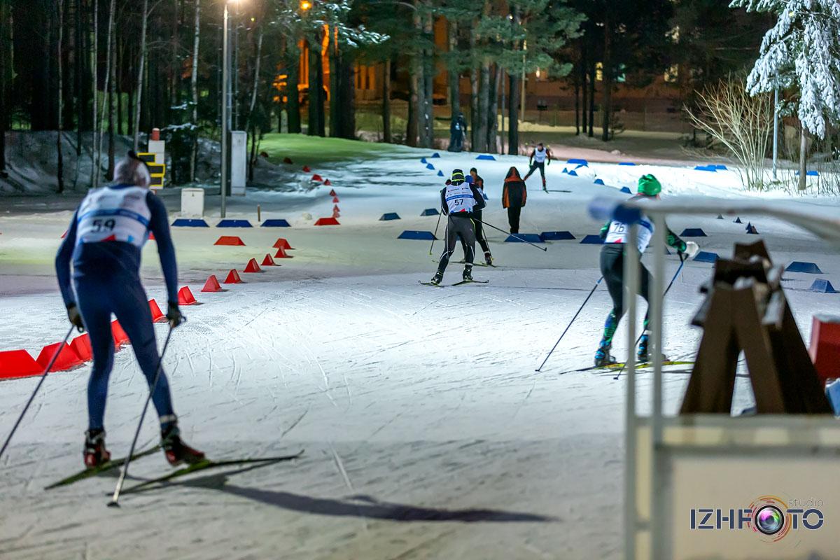 Чемпионат России по биатлону Ижевская винтовка
