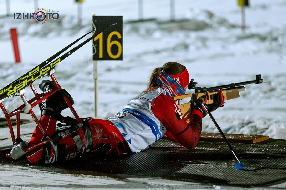 Спортивные соревнования в Ижевске