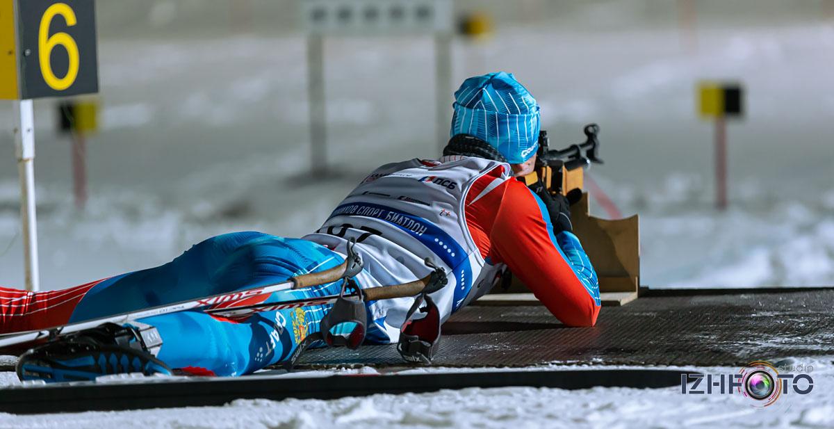 Фото с Калашников Спорт Биатлон