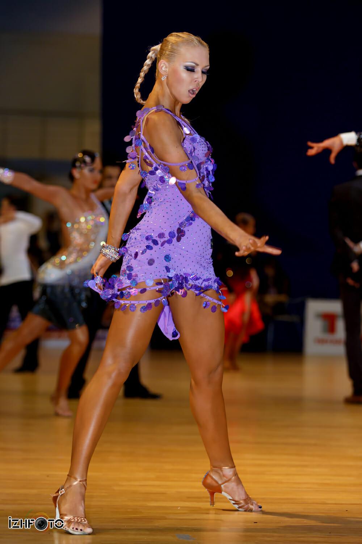 Турнир по бальным танцам Фото