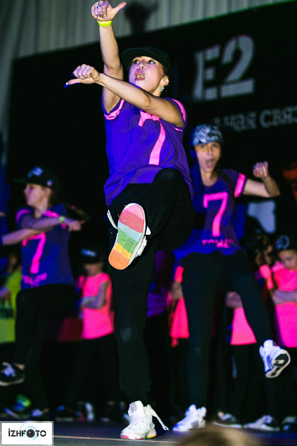 Фестиваль танцев в Ижевске