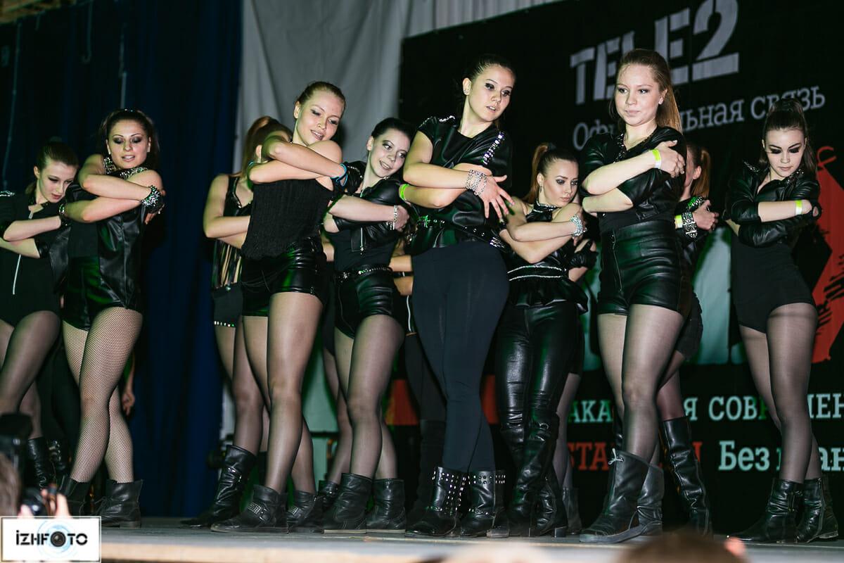 """Фестиваль современного танца """"Starteen-2013″, Ижевск"""