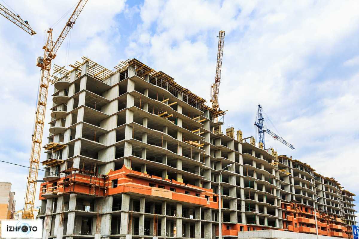 Этапы строительства, Микрорайон Столичный