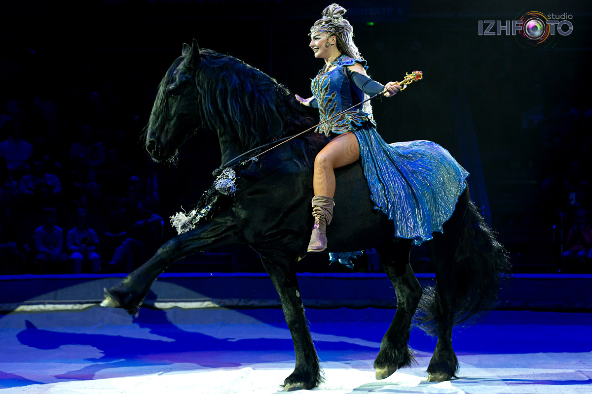 Эльфория. Свобода лошадей Фото