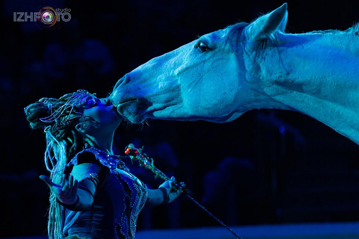 Фестиваль циркового искусства в Ижевске 2020