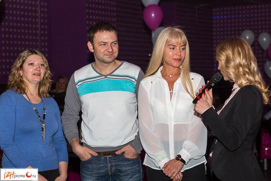 Боулин-клуб Искра, Ижевск, 25.01.2013