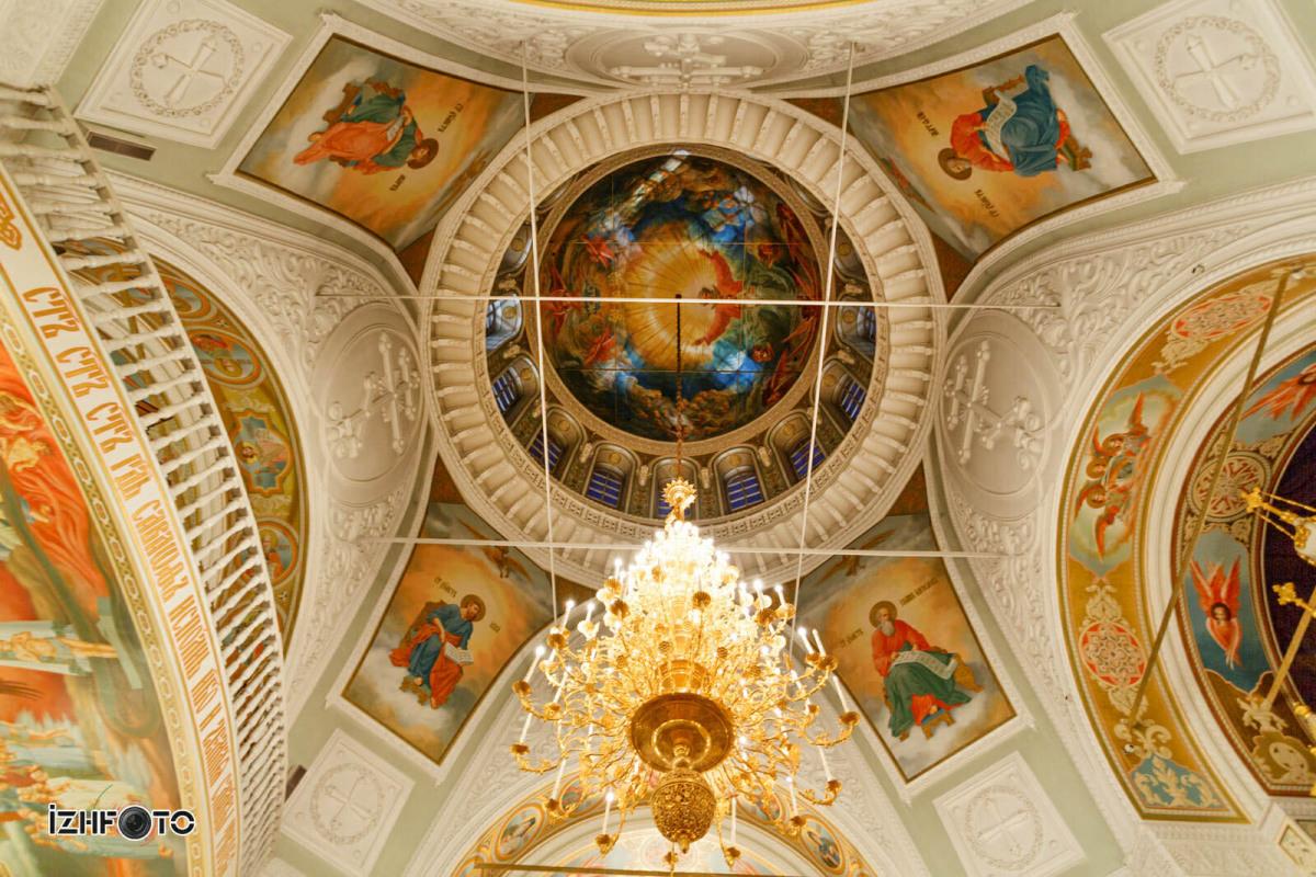 Свято-Михайловский собор Ижевск