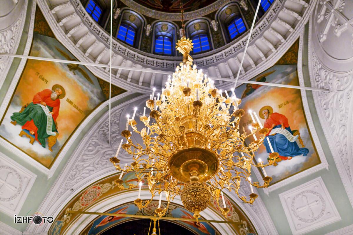 Свято-Михайловский Собор Фото
