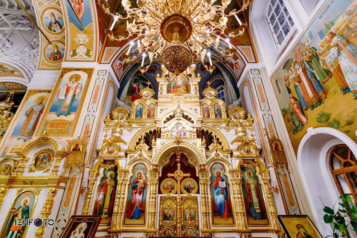 Фотографии Свято-Михайловского собора