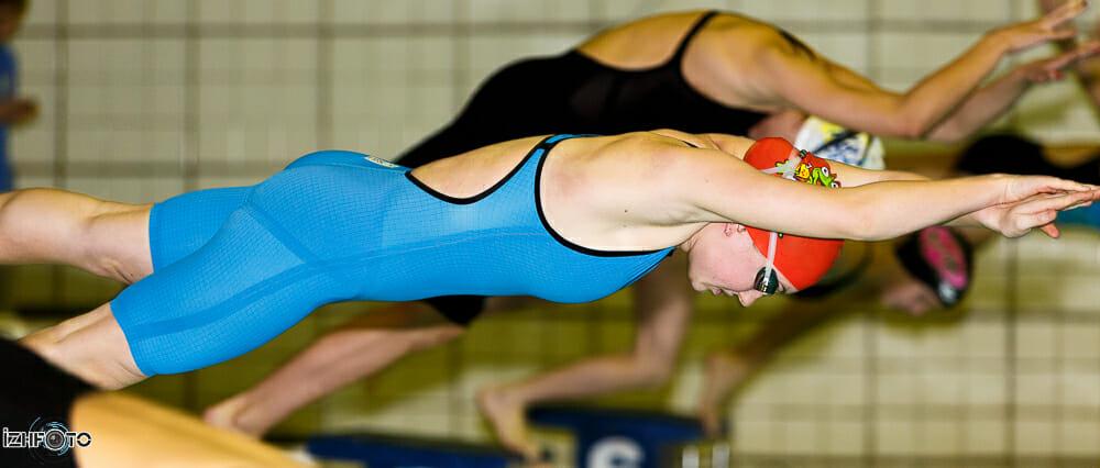 в Ижевске прошел Чемпионат по плаванию