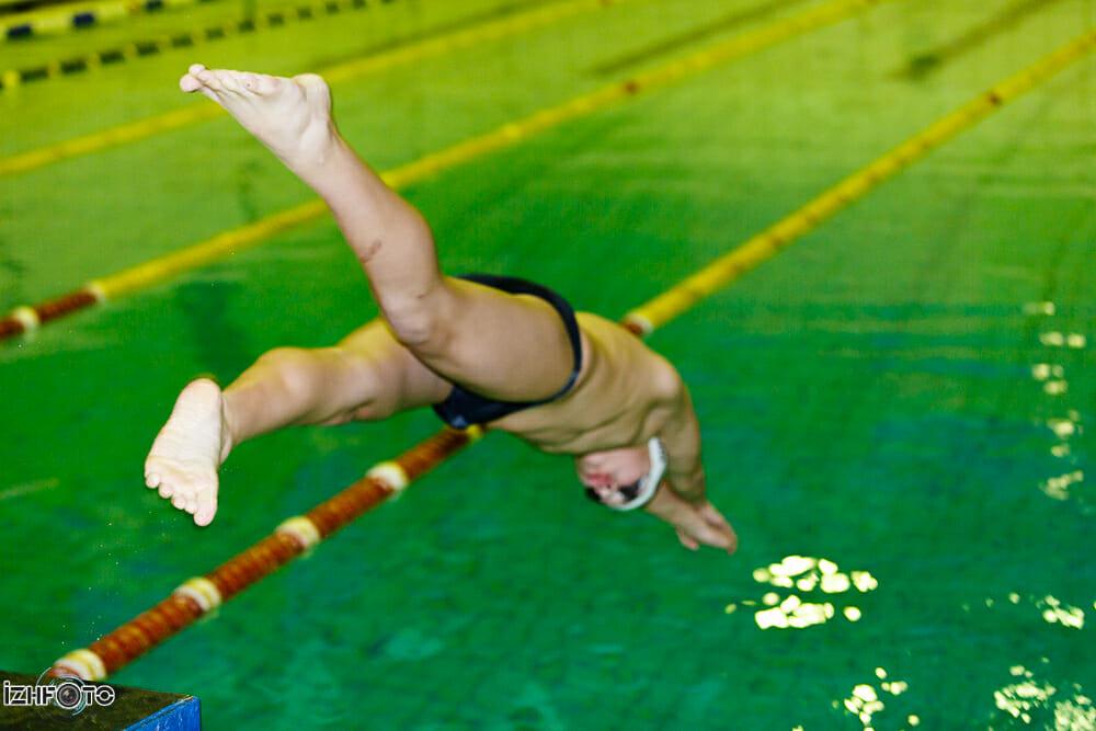 Плавание, фото девушки