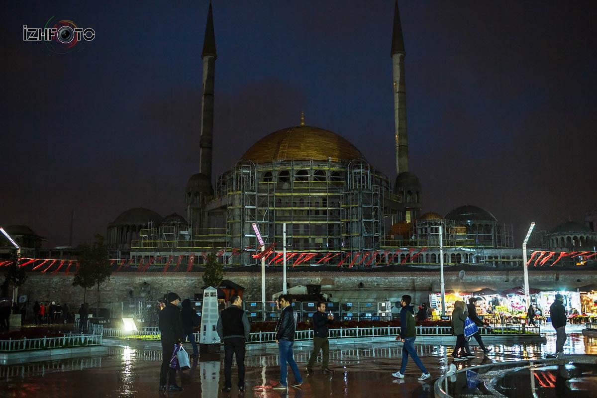 Мечеть Maksem Cami Стамбул Фото
