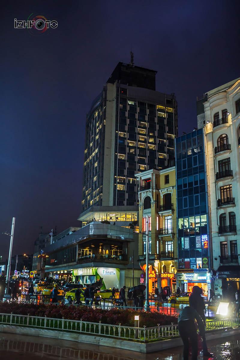 Площадь Таксим Стамбул Фото