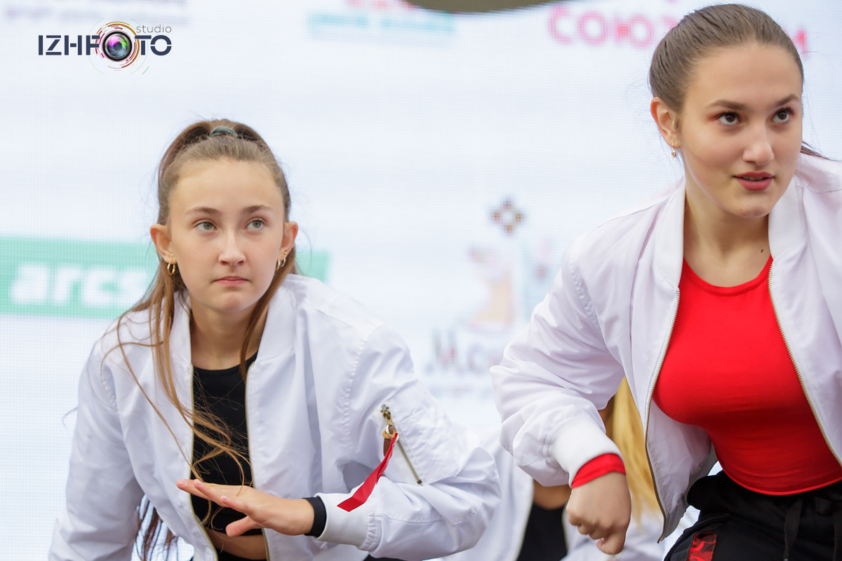 Школа танцев MONKEY BEAT Ижевск Фото