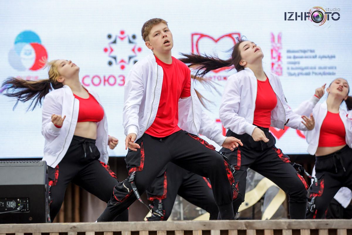 Фестиваль «Будь в движении» Ижевск Фото
