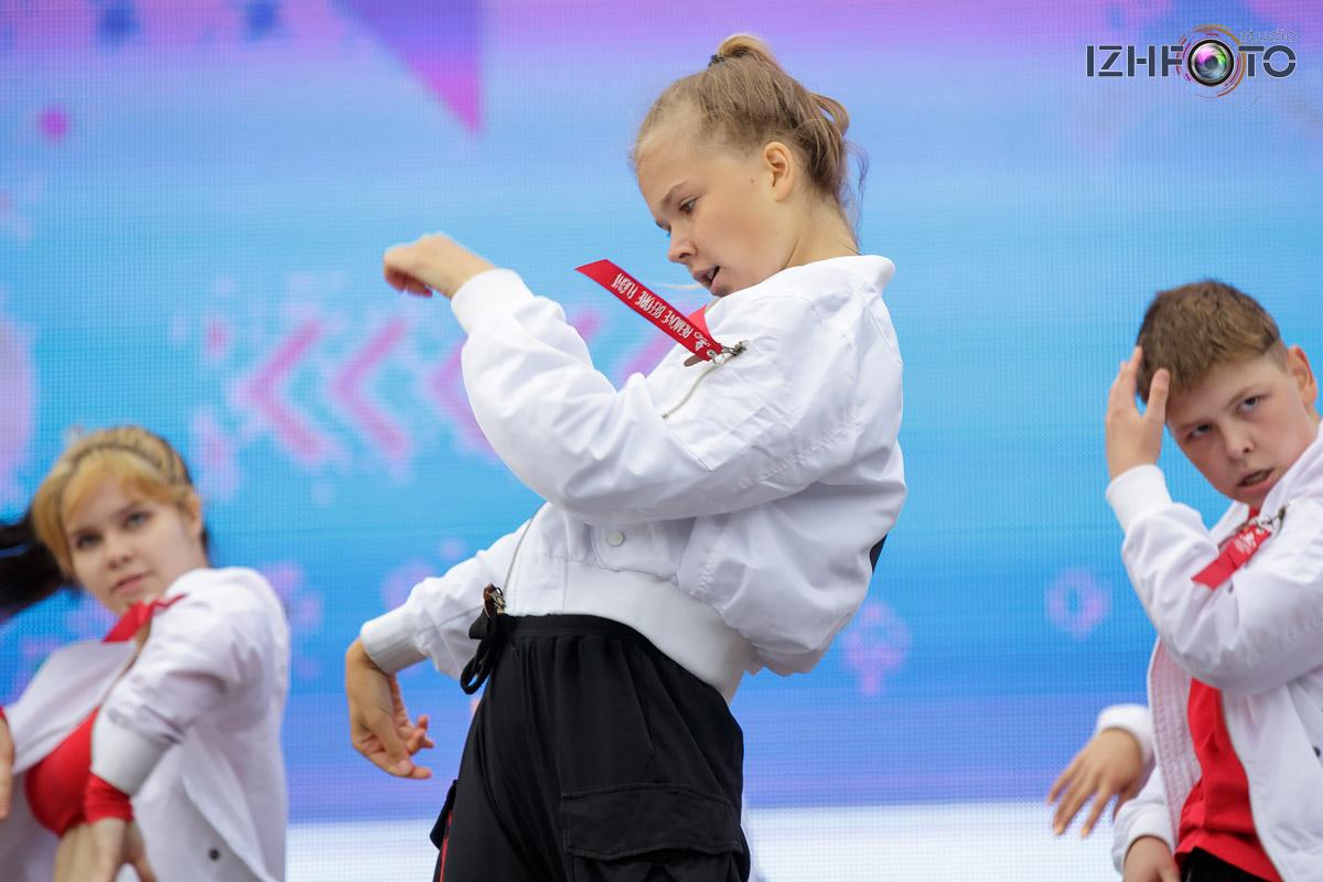 Фестиваль «Лето в городе» в Ижевске Фото