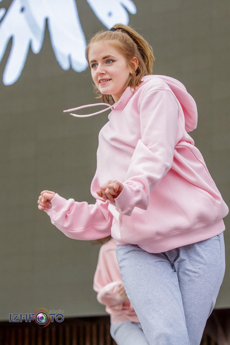 Неделя спорта «Будь в движении» Удмуртия фото