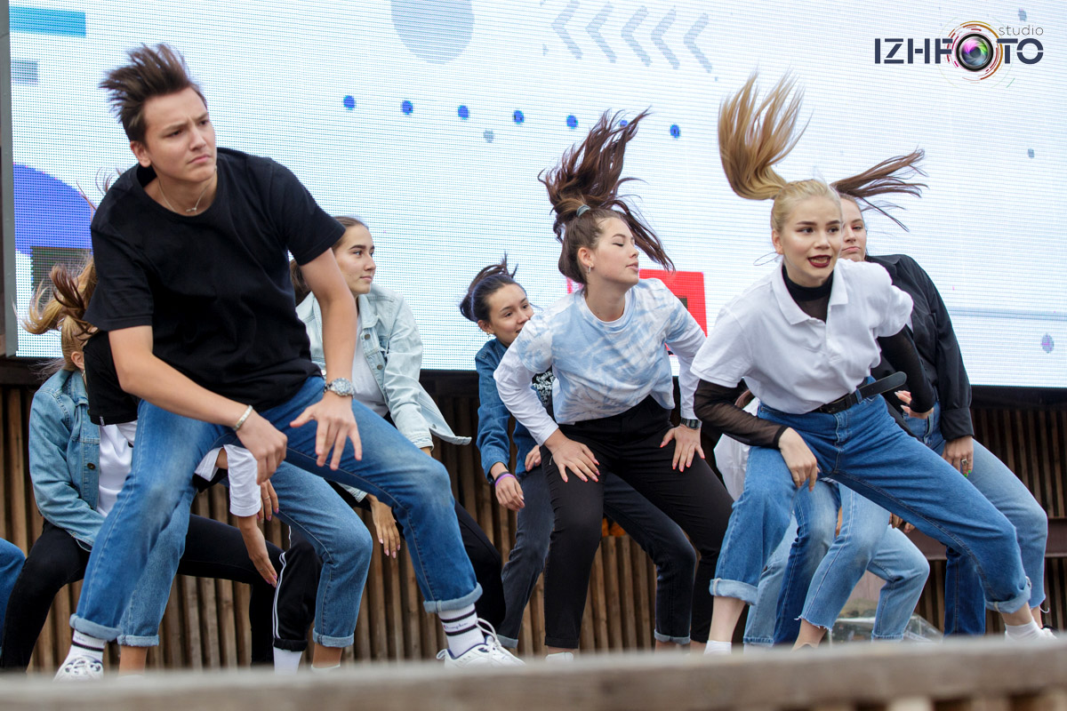 Центр танца NEXT PRO Ижевск Фото