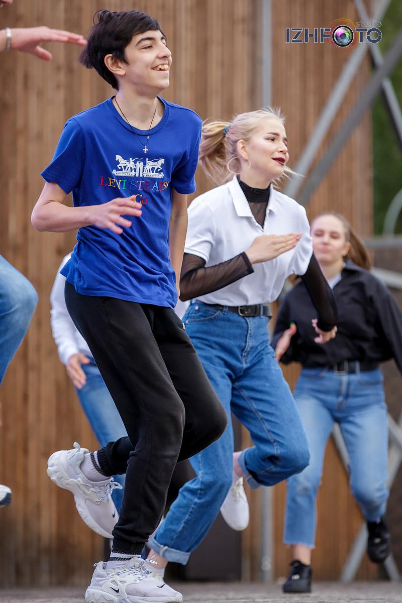 Молодежные движения в Ижевске