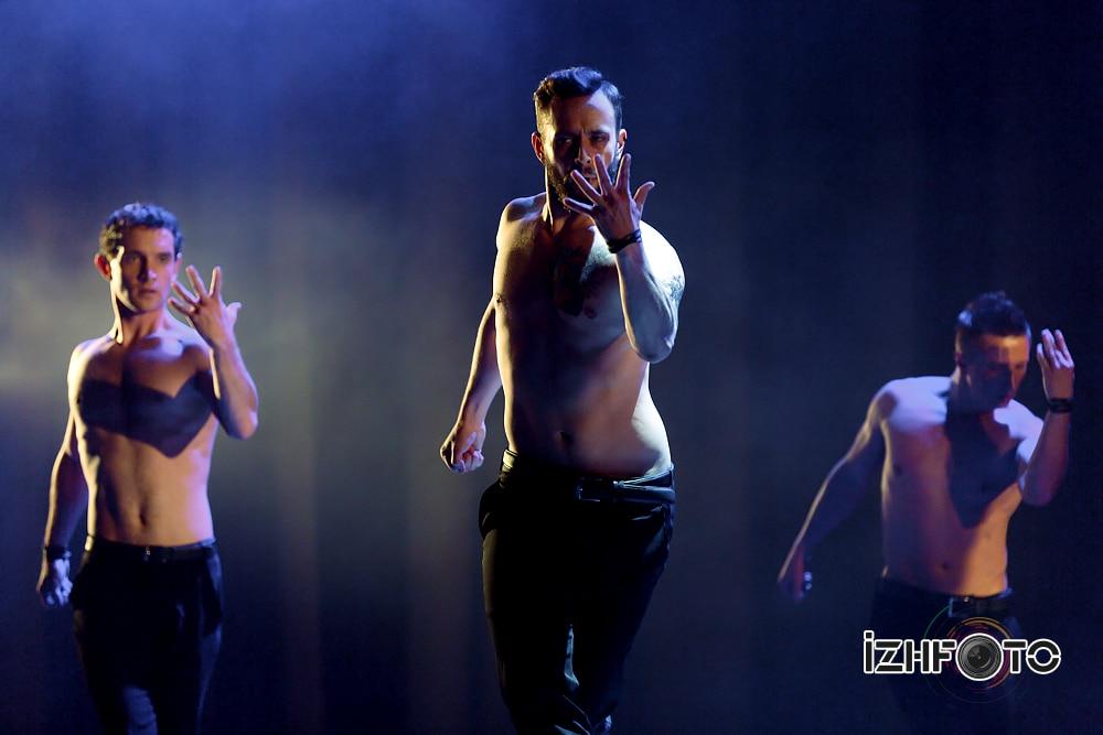 Театр танца Искушение Фото с представления