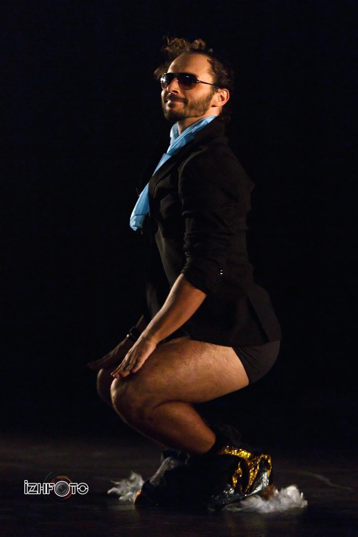 Выступление Театр танца Искушение Фото