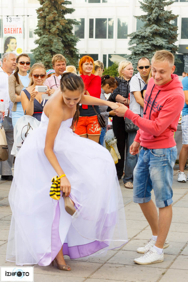 Традиция свадебного танца зародилась еще в 17-м веке