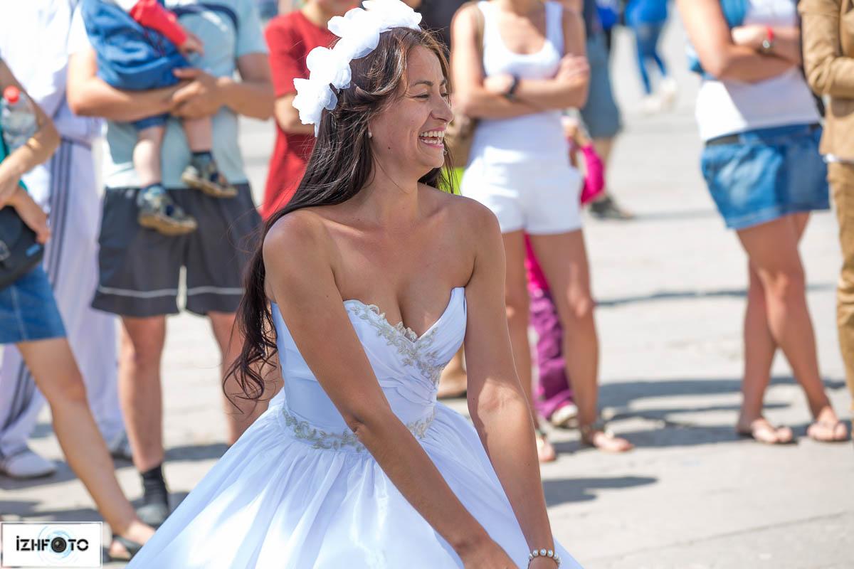 Прикольные свадебные танцы