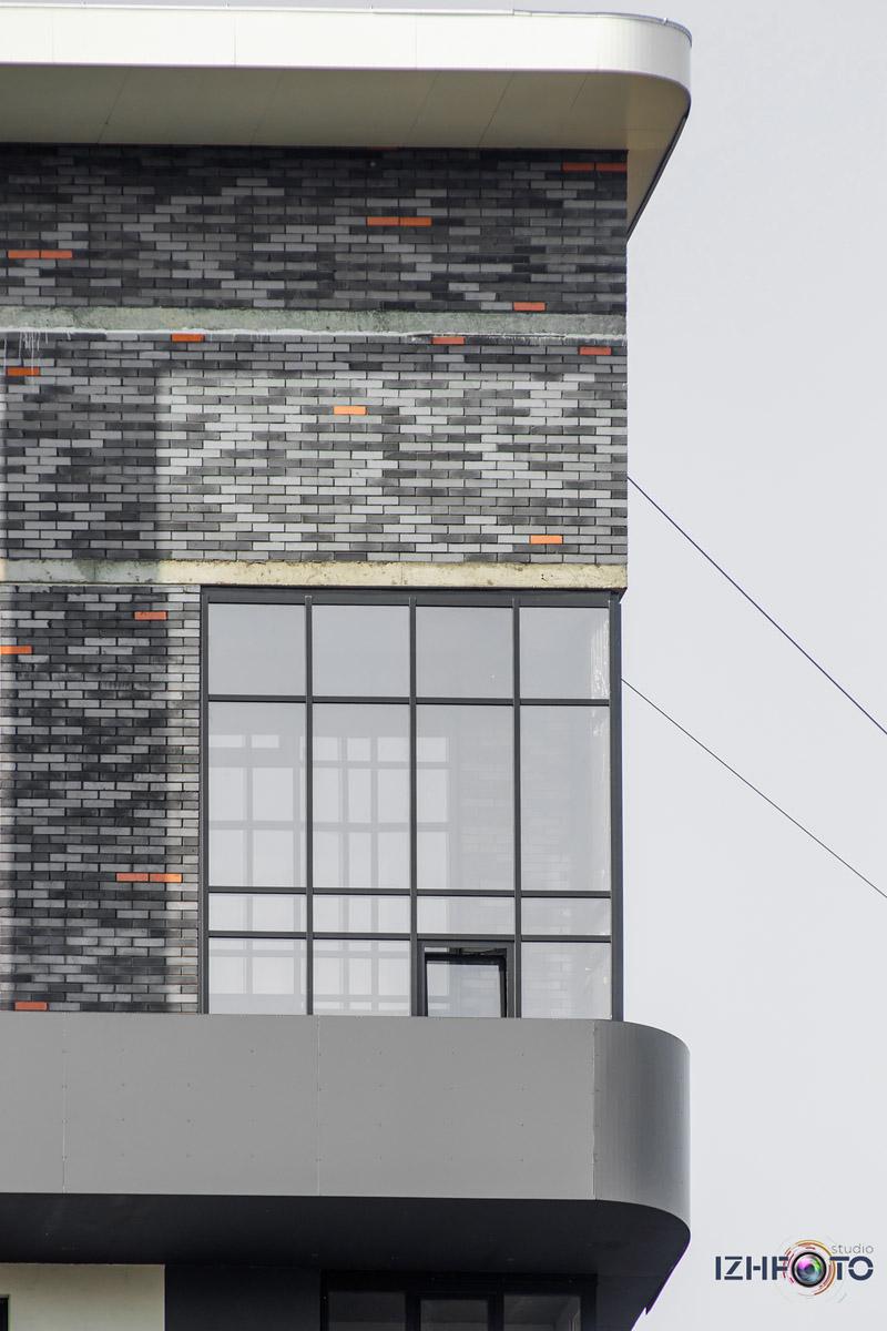 Фото новых домов в Ижевске