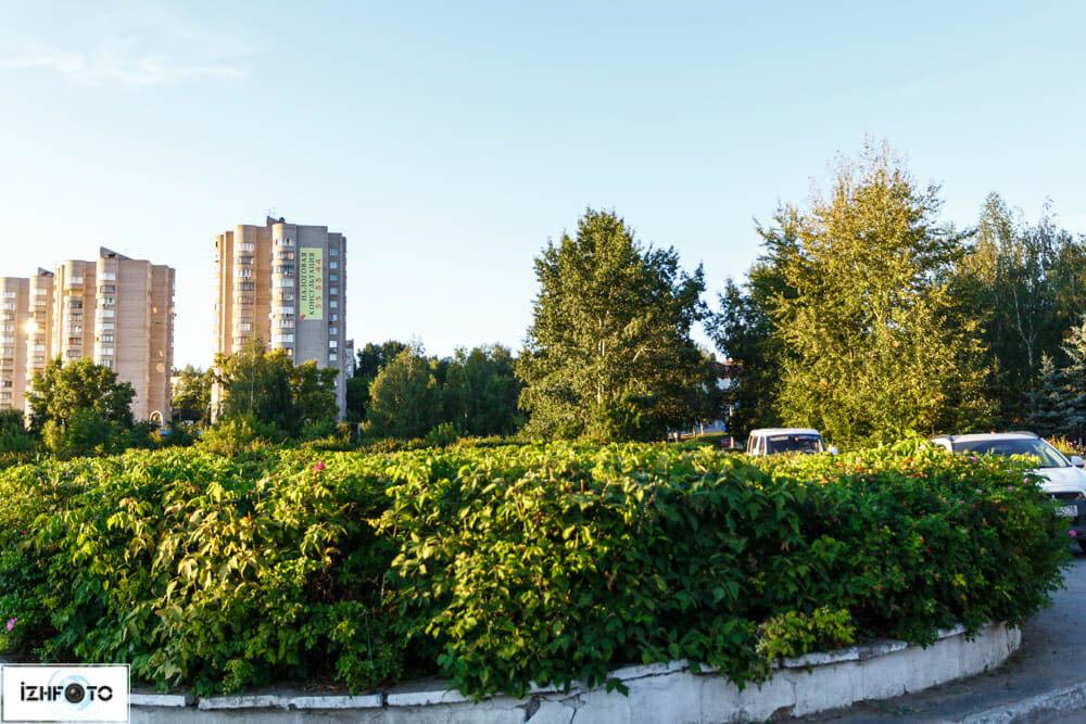 Будущий Парк Советского Периода в Ижевске