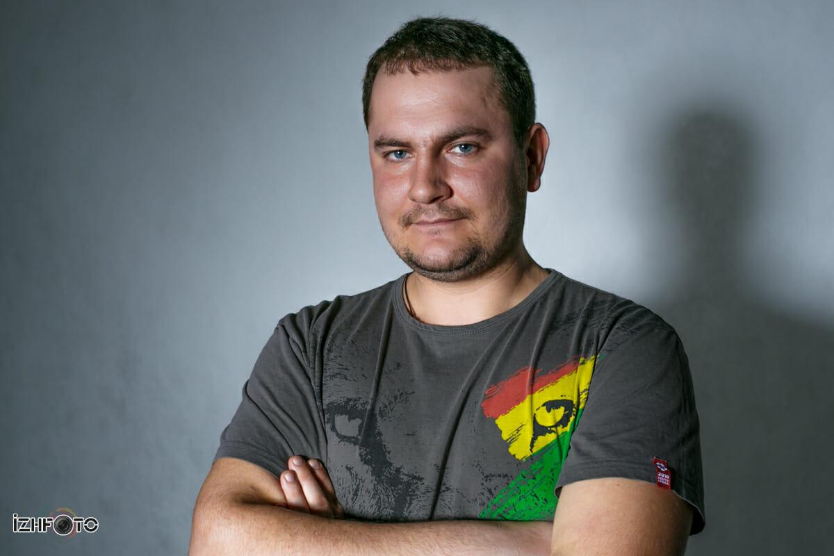 Михаил Наговицын
