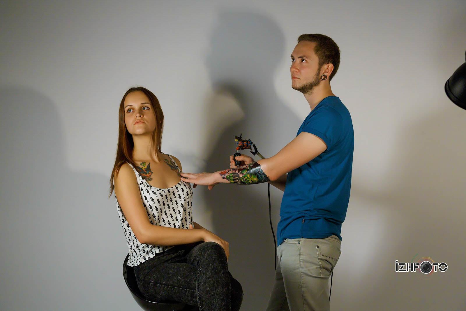 Татуировки в Ижевске