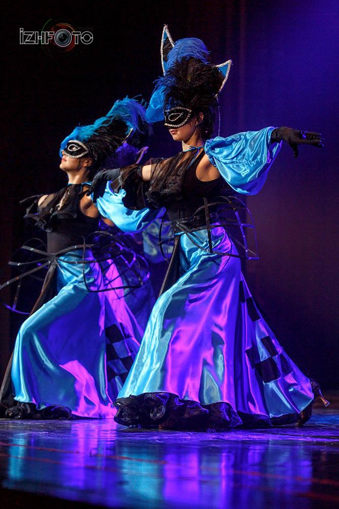 Образцовый коллектив Театр танца «Розовый слон»