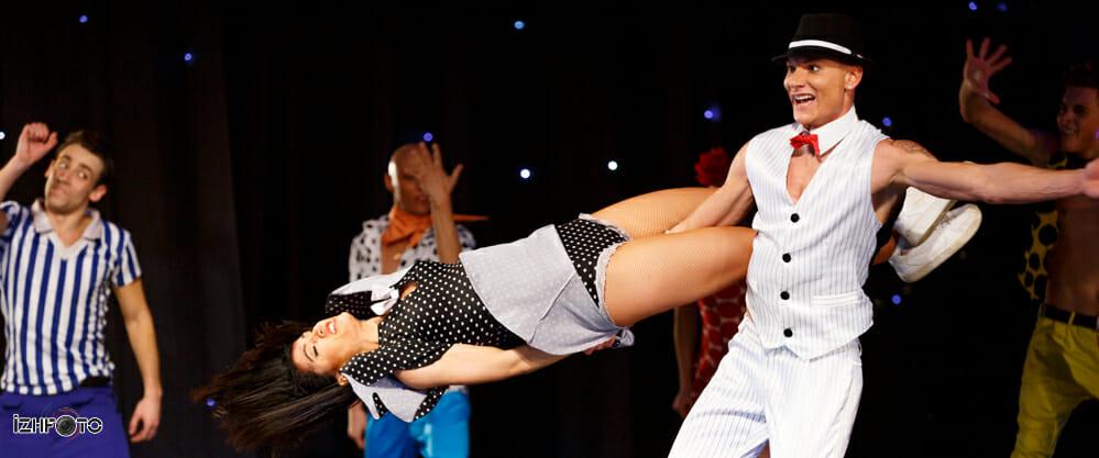 Шоу-балет Фото