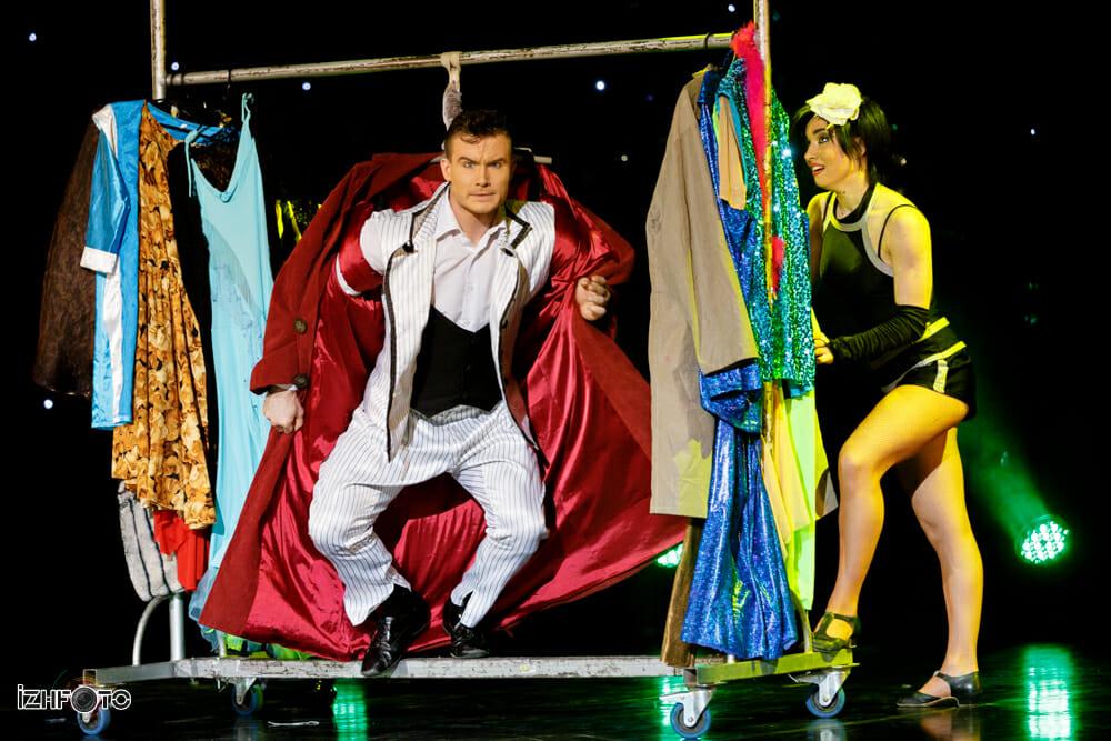 Шоу-балет Тодес (TODES) Москва в Ижевске
