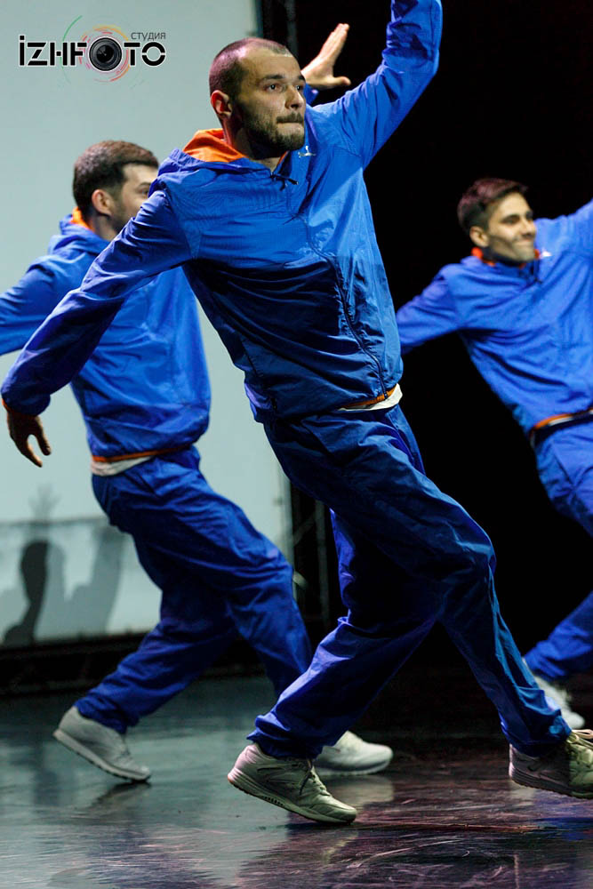 Танцевальная команда PREDATORZ г. Москва