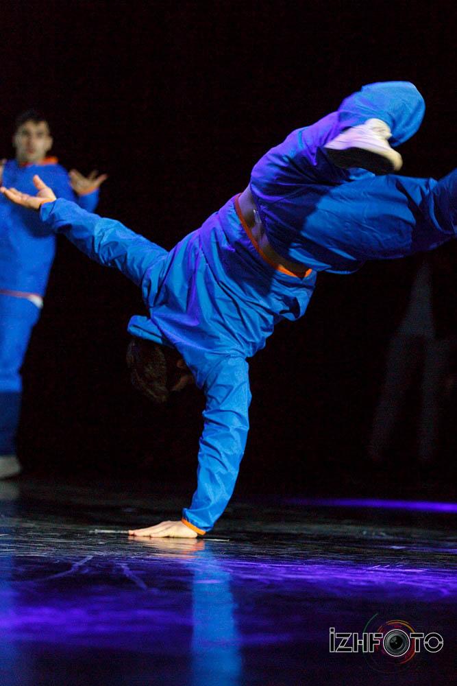 PREDATORZ на Танцующая Россия 2016