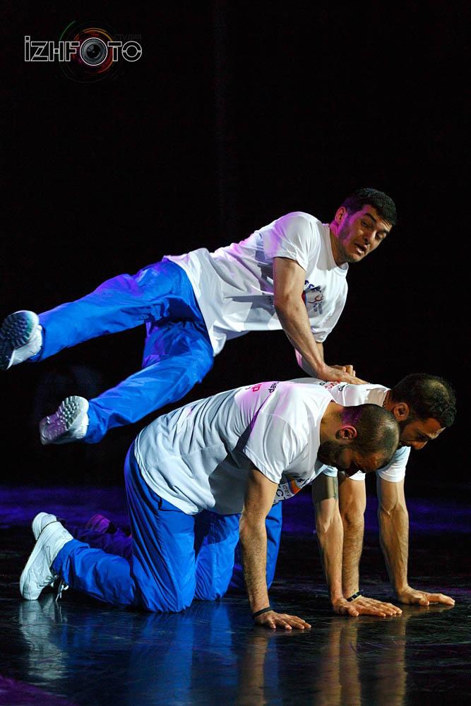 Всероссийский фестиваль Танцующая Россия