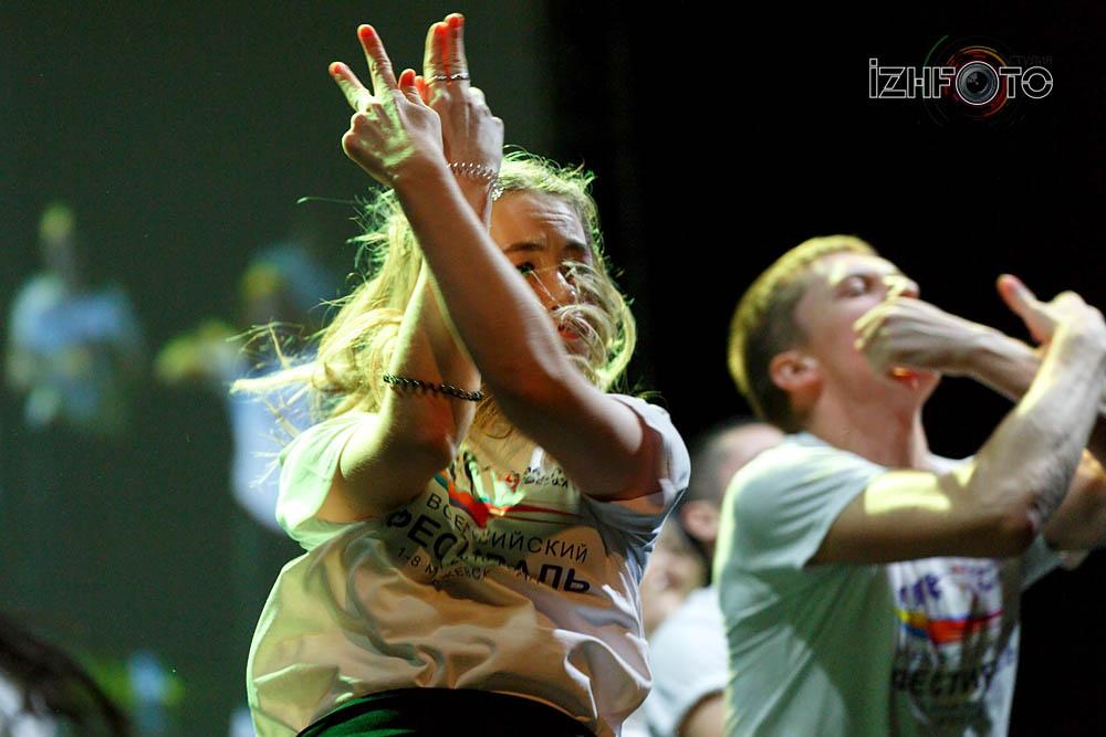 Фотографии с танцевального фестиваля