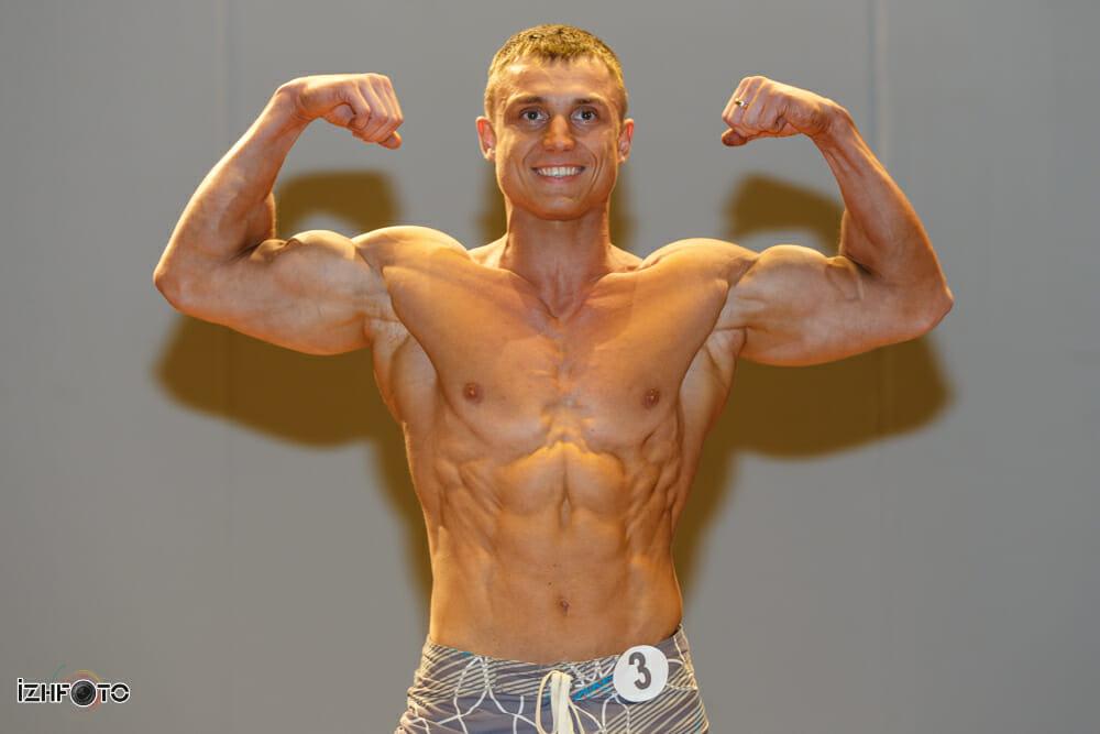 Алексей Никитин Трансформация тела