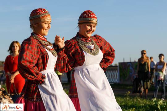 Фольклорного коллектив «Чебеляй»