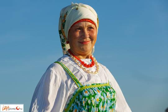 Фестиваль собрал любителей этнической культуры разных возрастов