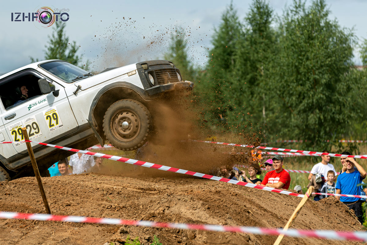 Авто-спорт в Ижевске
